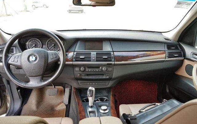 Cần bán gấp BMW X5 năm sản xuất 2007, màu vàng còn mới giá cạnh tranh5