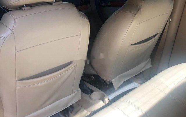 Cần bán Daewoo Gentra năm 2007, màu đen, xe nhập 6