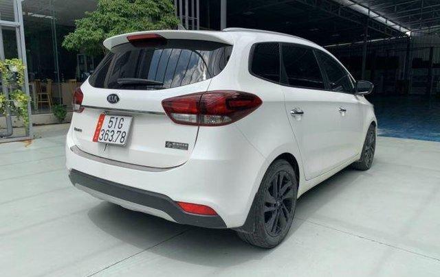 Bán Kia Rondo 2.0 GAT Deluxe 2017, màu trắng, BS TP. HCM5