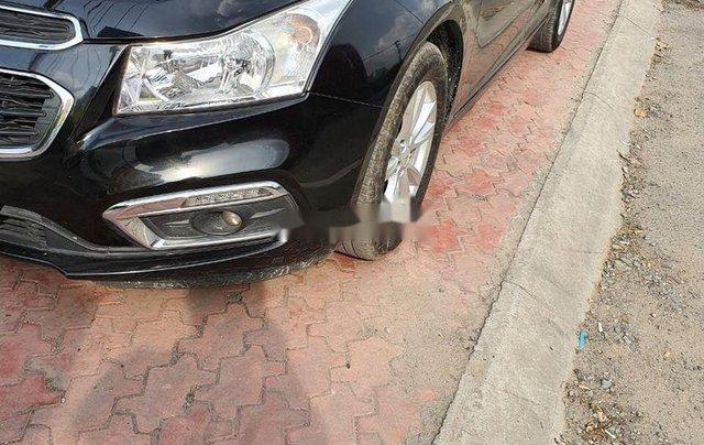 Cần bán xe Chevrolet Cruze 2016, màu đen chính chủ 5