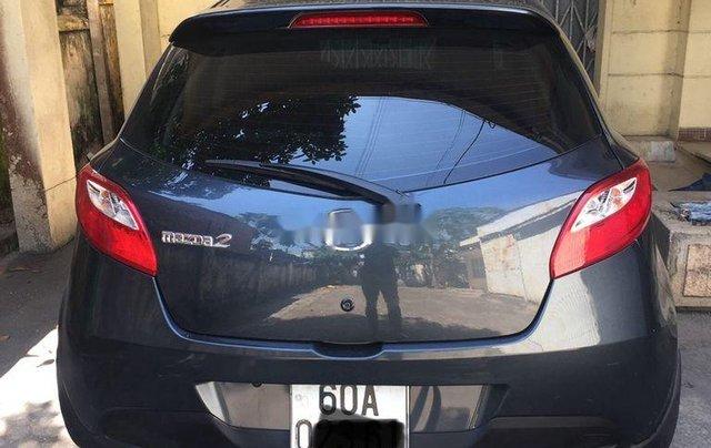 Bán Mazda 2 sản xuất năm 2011, màu xám, nhập khẩu 1