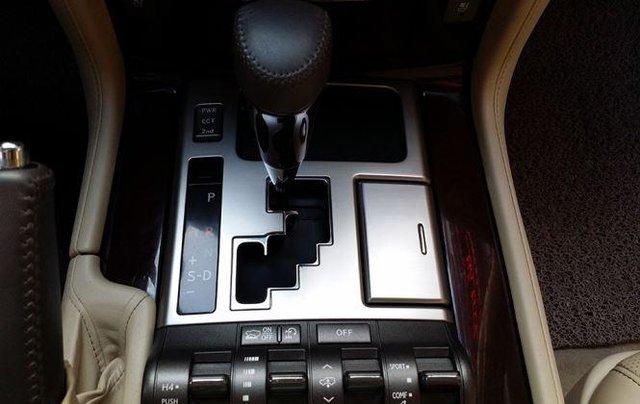 Bán Lexus LX năm sản xuất 2015, màu đen còn mới5