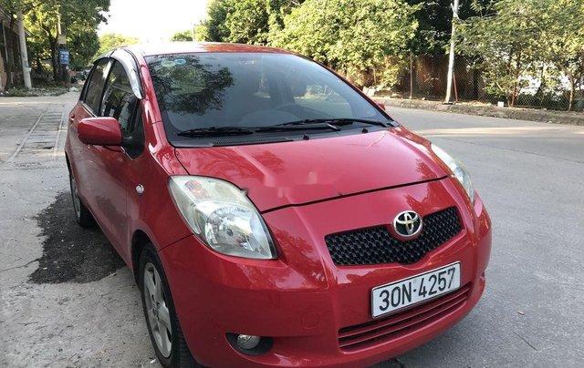Bán gấp với giá thấp chiếc Toyota Yaris sản xuất 2008, xe nhập0