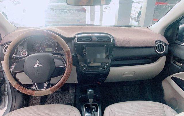 Cần bán Mitsubishi Attrage năm sản xuất 2016, màu bạc, nhập khẩu5