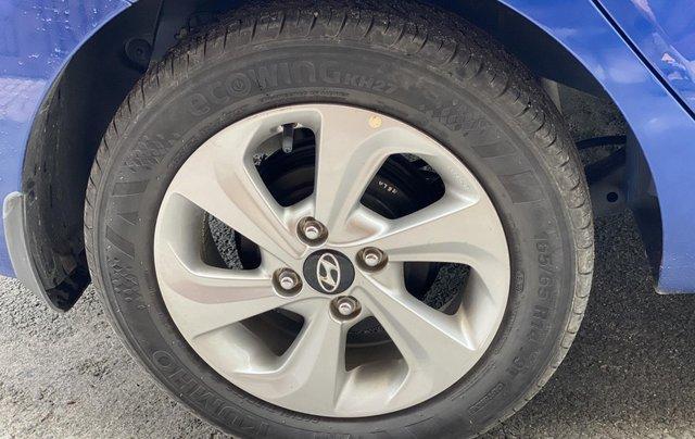 Cần bán xe Hyundai Grand i10 năm sản xuất 2019, màu xanh lam còn mới, 358 triệu12