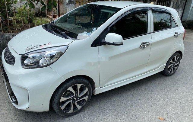 Bán ô tô Kia Morning AT năm sản xuất 2016, xe giá thấp, động cơ ổn định1