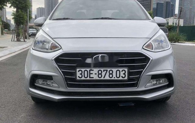 Bán Hyundai Grand i10 năm 2017 còn mới, giá thấp, động cơ ổn định 0