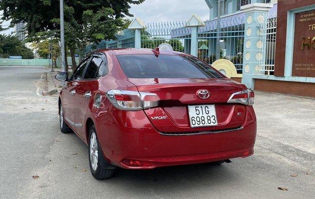 Cần bán gấp Toyota Vios năm sản xuất 2019, màu đỏ còn mới2