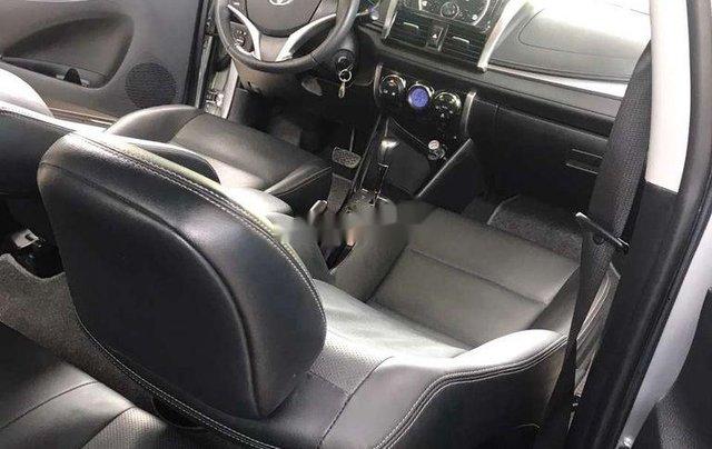 Bán gấp với giá thấp chiếc Toyota Vios sản xuất 2016, chính chủ sử dụng7