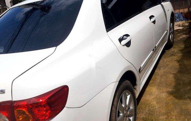 Cần bán xe Toyota Corolla Altis 2010, màu trắng, giá 345tr6