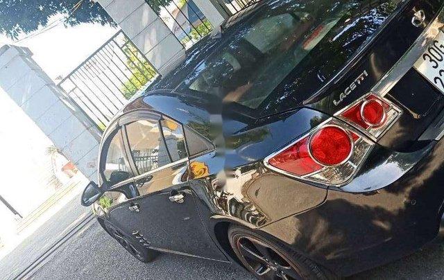 Bán Daewoo Lacetti năm sản xuất 2010, màu đen, nhập khẩu nguyên chiếc3
