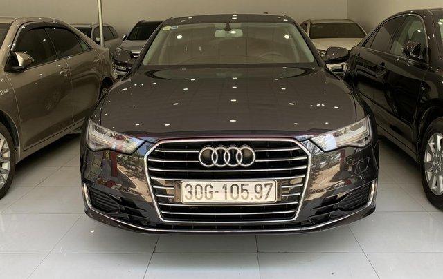 Bán Audi A6 2016 1.8TFSI xe đẹp như mới1