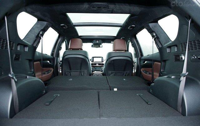 Hyundai Santa Fe đủ màu giảm ngay - siêu khuyến mãi khủng - Giảm ngay 50% thuế trước bạ3