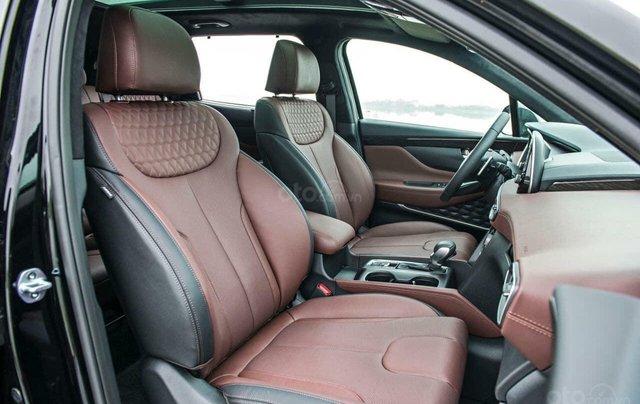 Hyundai Santa Fe đủ màu giảm ngay - siêu khuyến mãi khủng - Giảm ngay 50% thuế trước bạ2