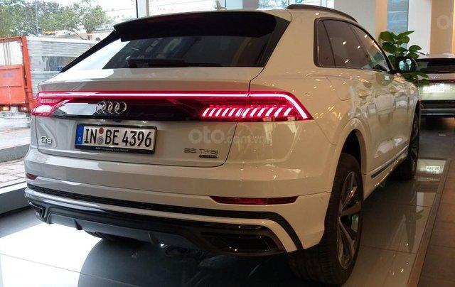 Bán xe Audi Q8 2020 nhập khẩu chính hãng, giá tốt nhất miền nam, liên hệ ngay2