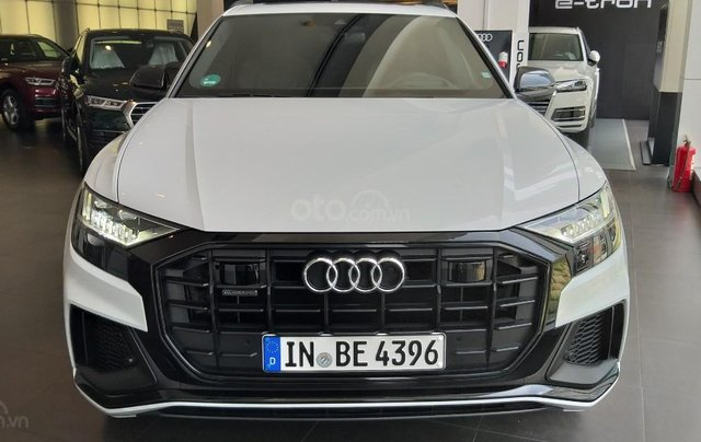 Bán xe Audi Q8 2020 nhập khẩu chính hãng, giá tốt nhất miền nam, liên hệ ngay1