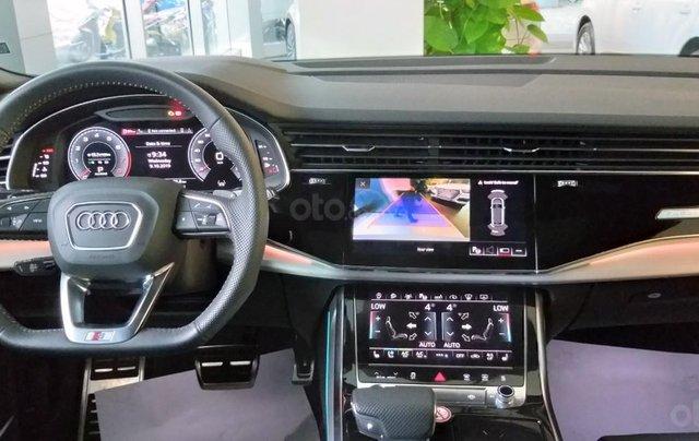 Bán xe Audi Q8 2020 nhập khẩu chính hãng, giá tốt nhất miền nam, liên hệ ngay8