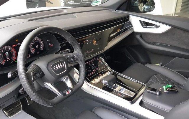 Bán xe Audi Q8 2020 nhập khẩu chính hãng, giá tốt nhất miền nam, liên hệ ngay9