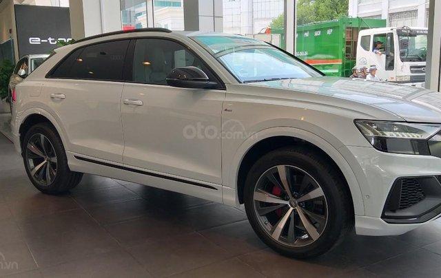 Bán xe Audi Q8 2020 nhập khẩu chính hãng, giá tốt nhất miền nam, liên hệ ngay5