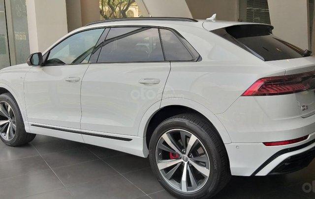 Bán xe Audi Q8 2020 nhập khẩu chính hãng, giá tốt nhất miền nam, liên hệ ngay6
