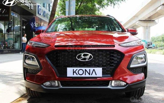 Bán Hyundai Kona 2020, màu đỏ0
