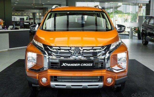 [HOT] Mitsubishi Xpander Cross 2020, giảm tiền mặt, kèm KM khủng, trả trước 150tr nhận xe, đủ màu2