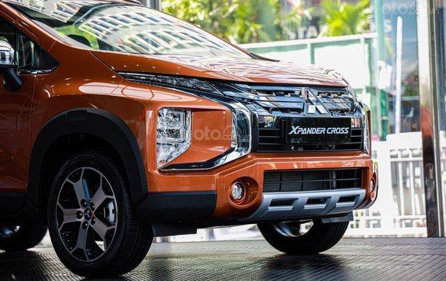 [HOT] Mitsubishi Xpander Cross 2020, giảm tiền mặt, kèm KM khủng, trả trước 150tr nhận xe, đủ màu5