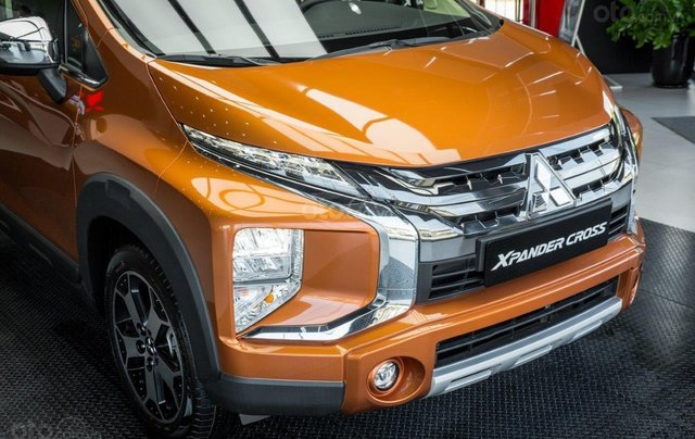 [HOT] Mitsubishi Xpander Cross 2020, giảm tiền mặt, kèm KM khủng, trả trước 150tr nhận xe, đủ màu7