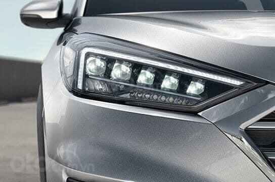 Bán xe Hyundai Tucson 2020, màu xám1