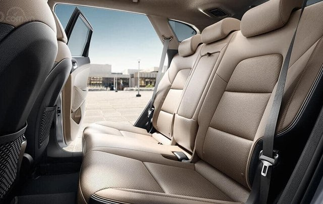 Bán xe Hyundai Tucson 2020, màu xám2