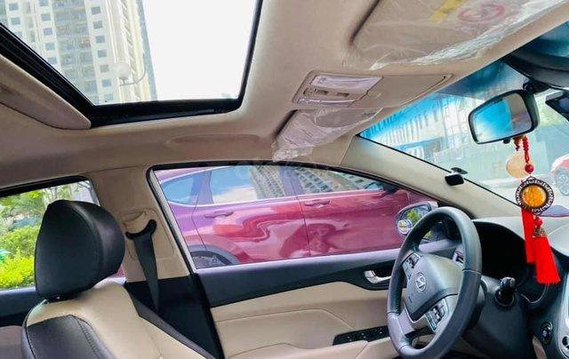 Bán gấp Hyundai Accent đời 2019, màu trắng7