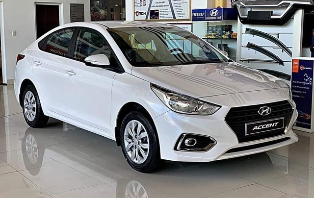 Bán Hyundai Accent 1.4 MT Base - bản chuẩn0