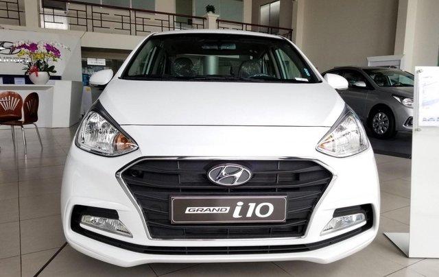 Hyundai I10 giá giảm hết ga - thả ga mua xe - chỉ còn 2 tháng hỗ trợ 50% thuế trước bạ - hỗ trợ ĐK grab0