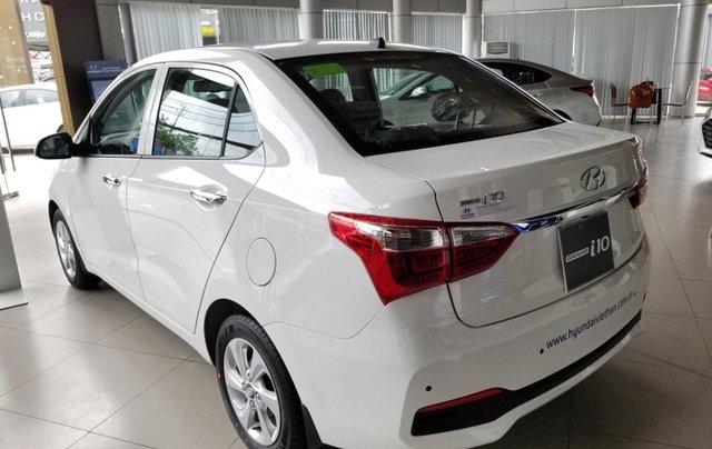 Hyundai I10 giá giảm hết ga - thả ga mua xe - chỉ còn 2 tháng hỗ trợ 50% thuế trước bạ - hỗ trợ ĐK grab4