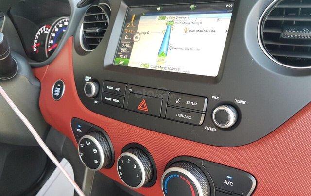Hyundai I10 giá giảm hết ga - thả ga mua xe - chỉ còn 2 tháng hỗ trợ 50% thuế trước bạ - hỗ trợ ĐK grab5
