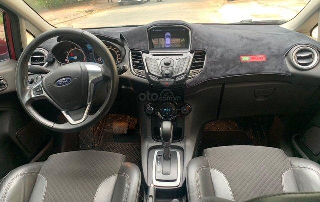 Bán Ford Fiesta năm 2017, màu đỏ xe nhập giá chỉ 420 triệu đồng7