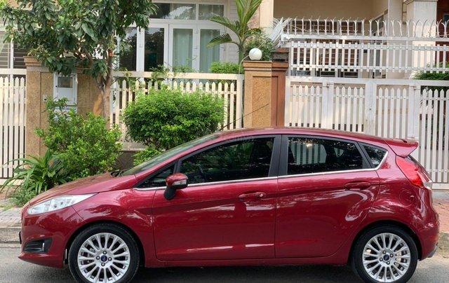 Bán Ford Fiesta năm 2017, màu đỏ xe nhập giá chỉ 420 triệu đồng3