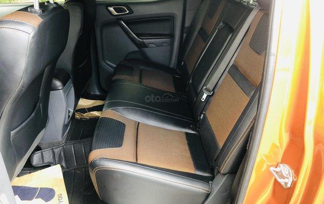 Cần bán xe Ford Ranger năm 2015, màu vàng cam, mới 95%. Giá chỉ 685 triệu đồng4