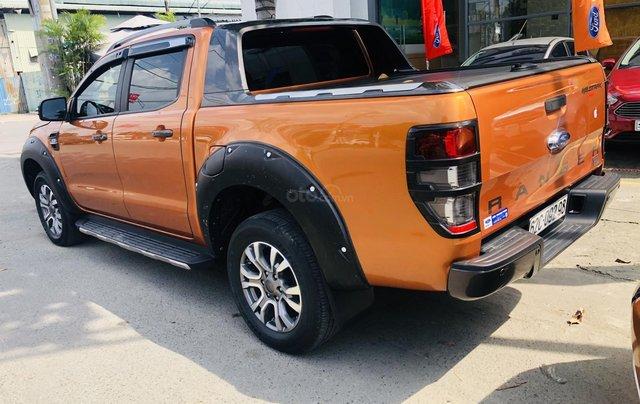 Cần bán xe Ford Ranger năm 2015, màu vàng cam, mới 95%. Giá chỉ 685 triệu đồng2