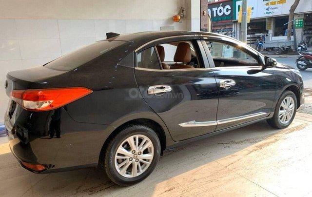 Bán xe Vios G sản xuất 2018, màu đen0