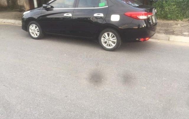 Bán xe Vios G sản xuất 2018, màu đen1