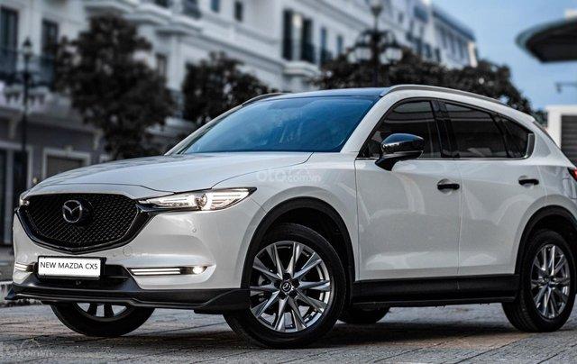 [Mazda Nguyễn Trãi] Mazda CX-5 2020 - giảm 50% thuế trước bạ, xe giao ngay1