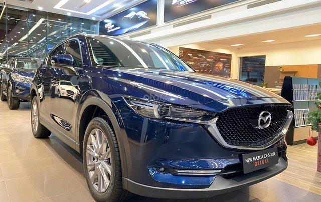 [Mazda Nguyễn Trãi] Mazda CX-5 2020 - giảm 50% thuế trước bạ, xe giao ngay0