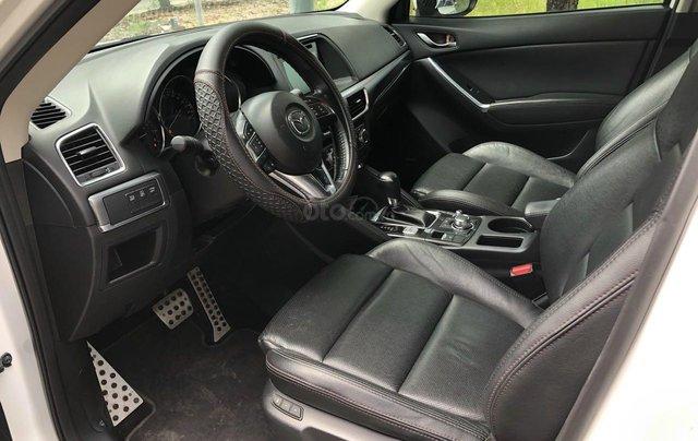 Cần bán xe Mazda CX 5 đăng ký 2016, màu trắng ít sử dụng, giá tốt 708 triệu đồng5
