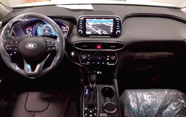 Hyundai Santafe 2020 giá tốt miền Bắc giảm thuê 50%, trả góp 85%, tặng kèm bộ quà tặng DV, đủ màu xe giao ngay11