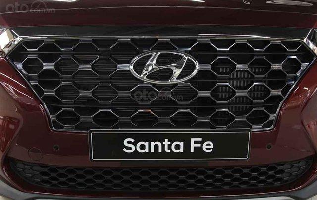 Hyundai Santafe 2020 giá tốt miền Bắc giảm thuê 50%, trả góp 85%, tặng kèm bộ quà tặng DV, đủ màu xe giao ngay6