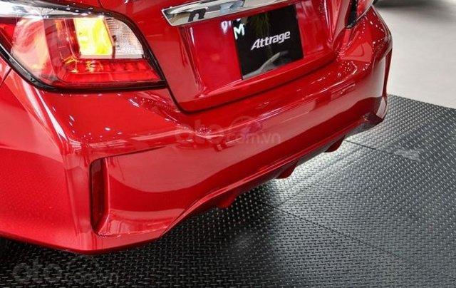 Mitsubishi Attrage 5 chỗ sự lựa chọn thông minh7