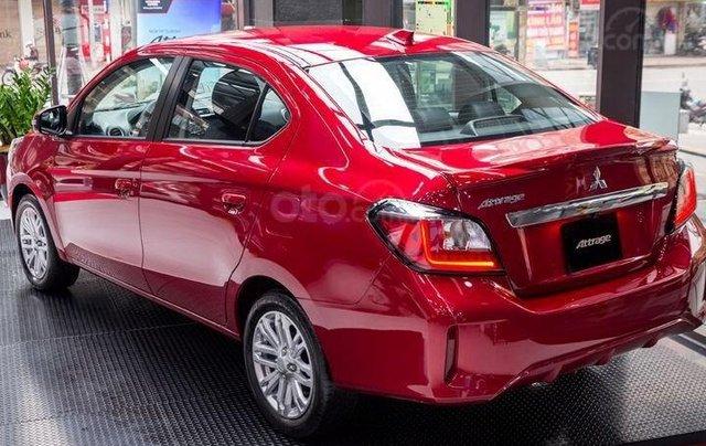 Mitsubishi Attrage 5 chỗ sự lựa chọn thông minh2