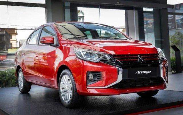 Mitsubishi Attrage 5 chỗ sự lựa chọn thông minh0
