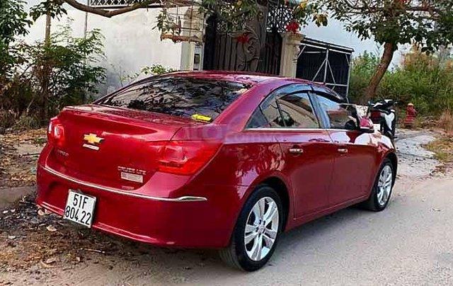 Bán xe Chevrolet Cruze LTZ 1.8 AT năm sản xuất 2016, màu đỏ2